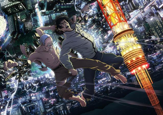 Anime Adaptation of Gantz Author's Inuyashiki Previewed