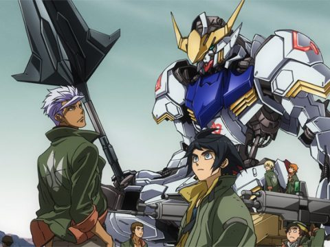 Gundam: Iron-Blooded Orphans Voice Actor Hints at Movie Version
