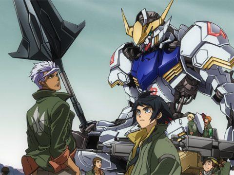 Gundam: Iron-Blooded Orphans Voice Actor Hints at Movie Version