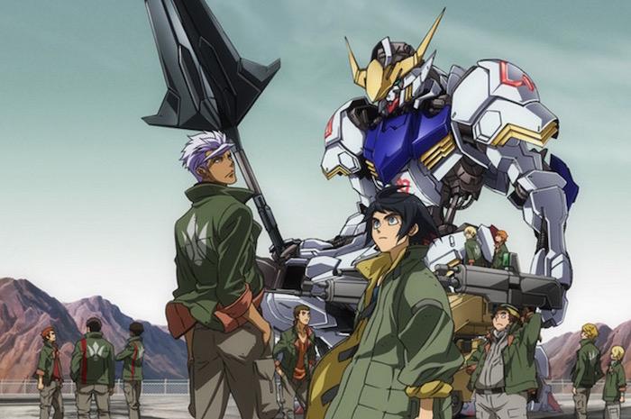 Amazon Lists Gundam: Iron-Blooded Orphans Run as First Season