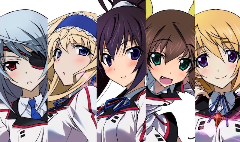 Infinite Stratos 2 Premium Box Offers the Ultimate IS Experience