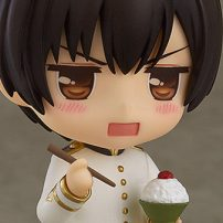 Hetalia's Japan Gets Nendoroid-ed