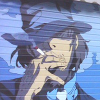 Lupin's Jigen Street Art Appears Around Italy