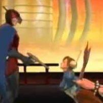 Watch Joe the Condor Whup Up on Chun-Li and Morrigan