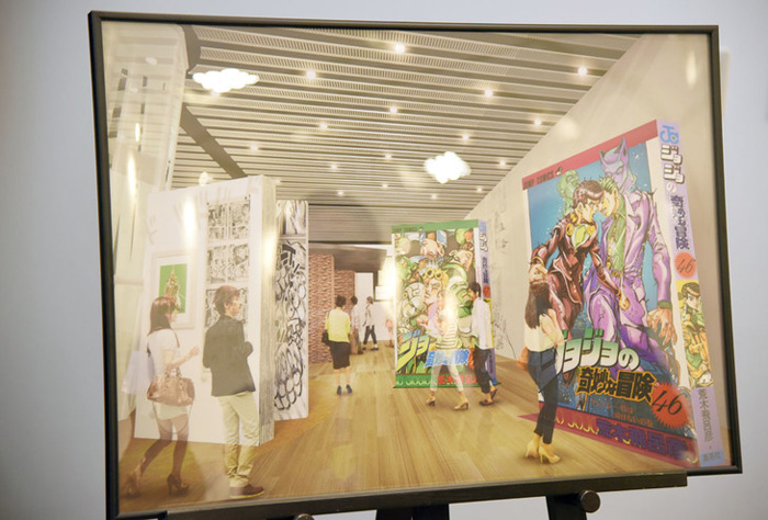 JoJo's Bizarre Adventure 30th Anniversary Exhibition Detailed