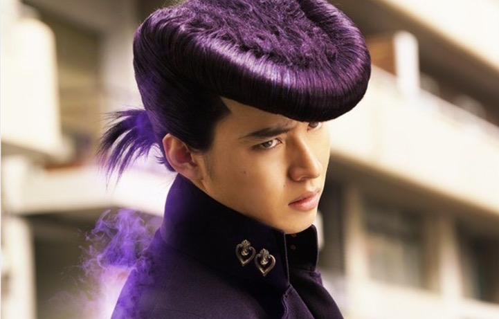 Live-Action JoJo's Bizarre Adventure Film to Hit Film Fest Circuit