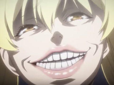 Kakegurui Anime Hits Netflix in 2018