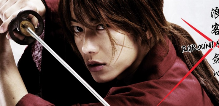 Funimation Adds Live-Action Rurouni Kenshin Films