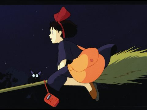 Miyazaki Classic Kiki's Delivery Service Swoops Back to Theaters!