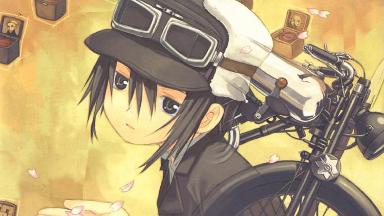 New Kino's Journey Anime Announced