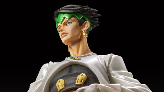 JoJo's Rohan Kishibe Stands Proud With New Figure