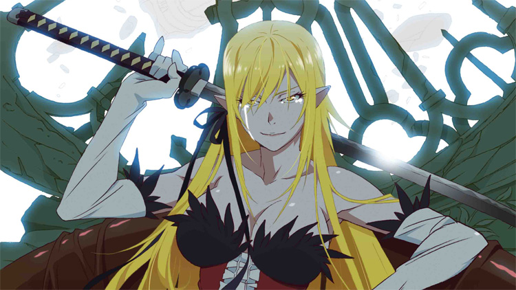 Five Thoughts About Kizumonogatari Part III: Reiketsu [Review]