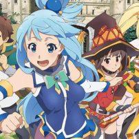 KONOSUBA Anime Makes the Leap to the Big Screen