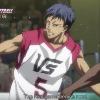 Kuroko's Basketball: Last Game Gets Subbed Teaser