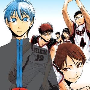 Kuroko's Basketball Manga Plays Ball Shonen-Style