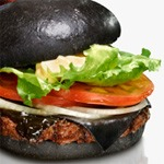Trying Burger King Japan's Black Burger