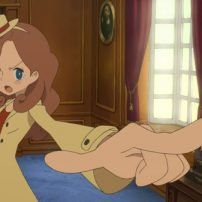 Professor Layton's Daughter Takes the Reins in Lady Layton