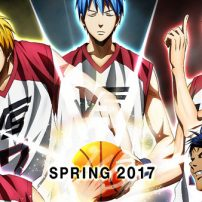 Kuroko's Basketball Film Last Game's First Teaser Visual Revealed
