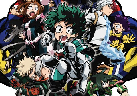 BONES' adaptation of My Hero Academia is certifiably PLUS ULTRA!