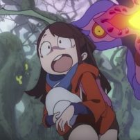 Little Witch Academia TV Anime Promo Debuts