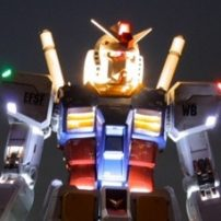 Return of the Attack of the Life-Sized Gundam