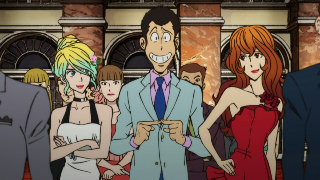 LUPIN THE 3rd Part 4 Debuts on Adult Swim This June