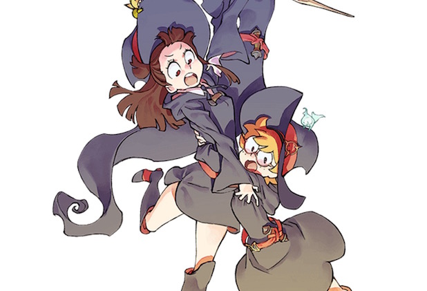 Little Witch Academia TV Anime is Next for Trigger