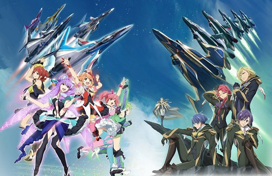 Macross Delta To Premiere April 3