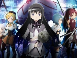 See 3rd Madoka Magica Anime Film's New Character in Teaser