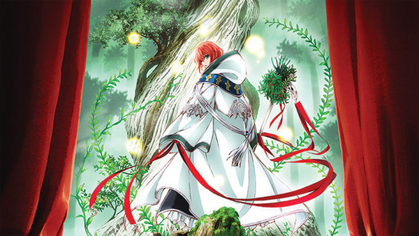 Crunchyroll to Premiere The Ancient Magus' Bride Series in U.S. Theaters