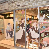 March Comes in like a Lion Cafe Opens in Tokyo