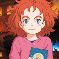 Ex-Ghibli Studio Ponoc Unveils Mary and the Witch's Flower