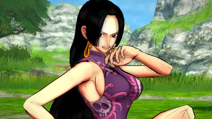 One Piece: Burning Blood Trailer Highlights the Women