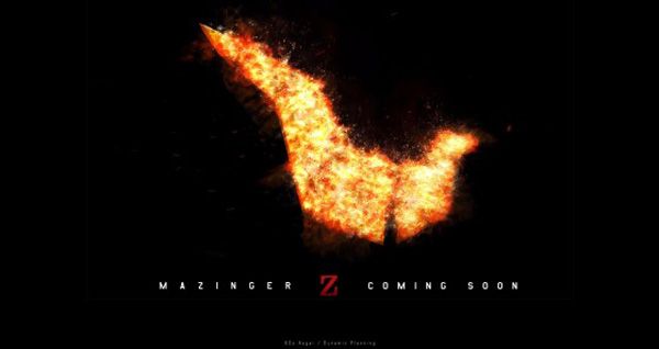 New Mazinger Z Film Announced for Series' 45th