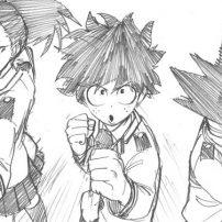 My Hero Academia Anime Reveals More Character Designs