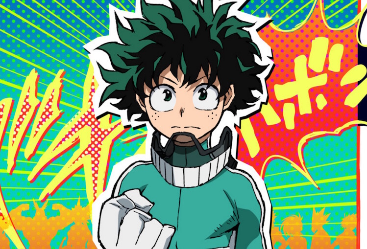My Hero Academia Has a Stage Play on the Way