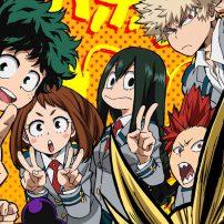 Funimation Announces My Hero Academia Season 2 License