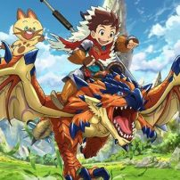 Funimation Adds Monster Hunter Stories and More