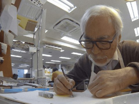 Hayao Miyazaki is 15% Done with His New Movie After 3-Plus Years