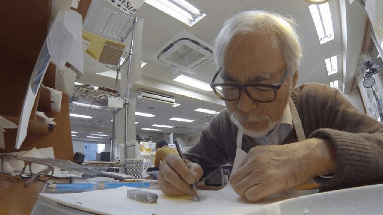 Hayao Miyazaki's Boro the Caterpillar Short to Premiere in July