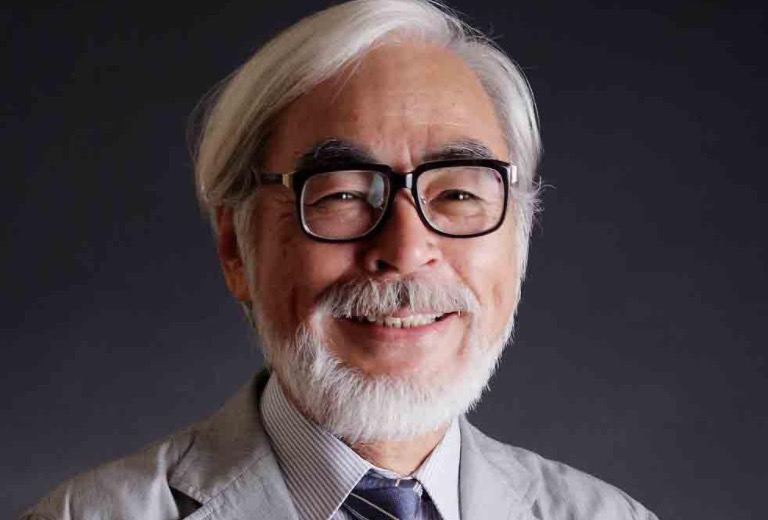 Hayao Miyazaki to be Presented with Career Achievement Award