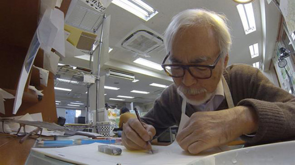 Hayao Miyazaki Wants to Make Another Feature Film