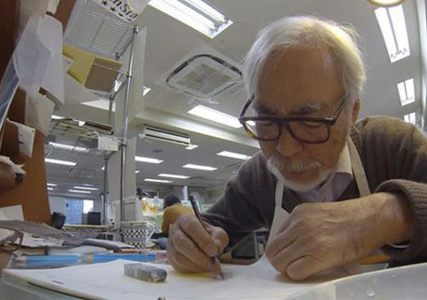 Studio Ghibli Hiring Animators for New Miyazaki Film