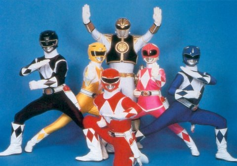 Classic Power Rangers Hits Saturdays in 2010