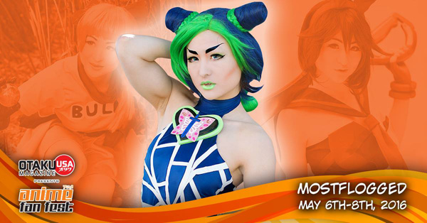 Mostflogged will be coming to Otaku USA Magazine's Anime Fan Fest
