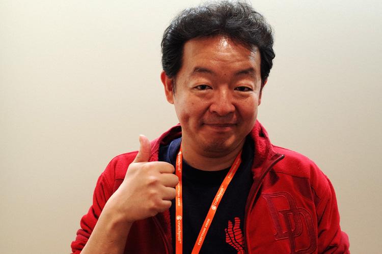 The Reflection's Hiroshi Nagahama Shares His Love of Superheroes [Interview]
