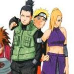 Naruto Volume 32-34