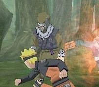 Naruto + Monster Hunter = Kizuna Drive on PSP