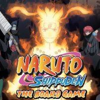 Live the Adventure in Naruto Shippuden: The Board Game