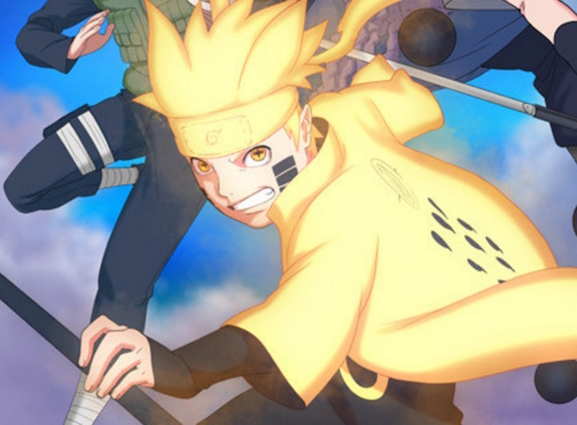 Naruto Shippuden Visual Previews New Arc